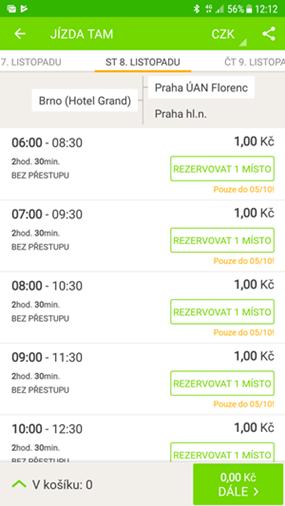 Flixbus: Akční jízdenky za pouhou 1 Kč
