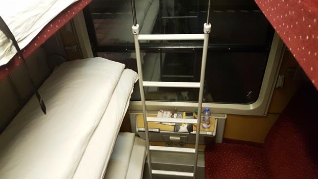 Lůžkové vagóny Regiojet jsou 35 let staré, nicméně prošly kompletní rekonstrukcí.