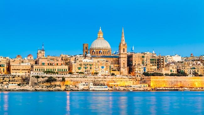 Bez lodi ani ránu - aby ne, Malta je ostrov