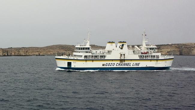Z hlavního ostrova je to na Gozo touto lodí jen 20 minut