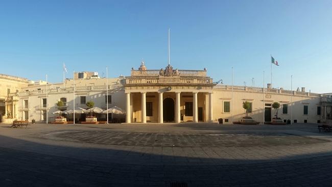 Prezidentský palác ve Valettě