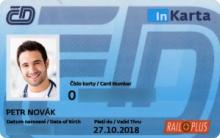 In-karta Českých drah