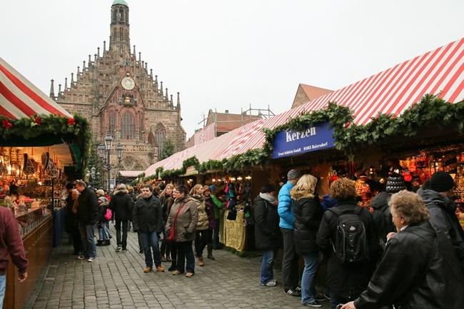 Vánoční trhy ve Vídni | © Pixabay.com