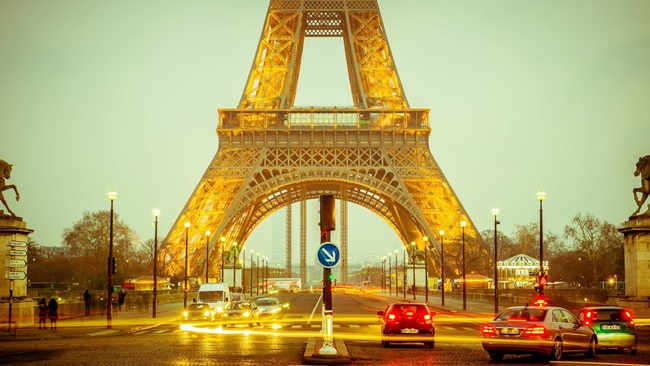 Eiffelova věž v Paříži | © Pixabay.com