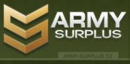 Slevový kód Army Surplus květen 2021