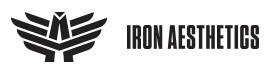 Iron Aesthetics slevový kupón