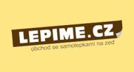 Slevový kód Lepíme.cz duben 2021