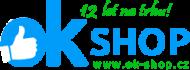 Slevový kód Ok shop květen 2021
