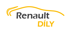 Renault díly