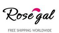 Slevový kód Rosegal květen 2021