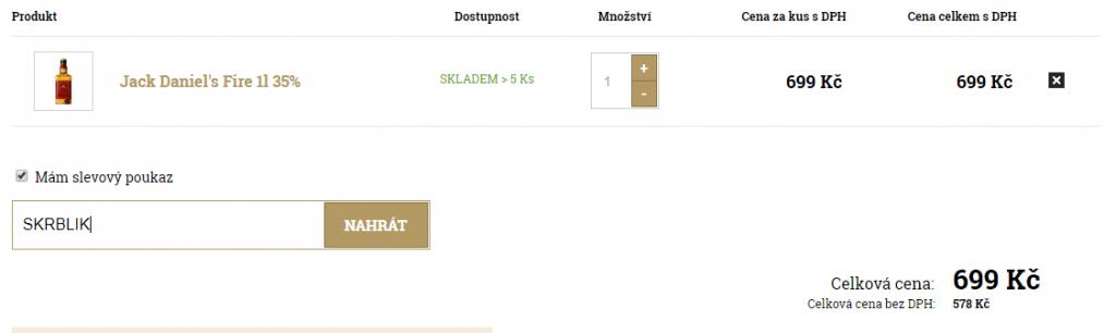 036940f8c4 Zajímavé nabídky a slevy na Alkohol.cz