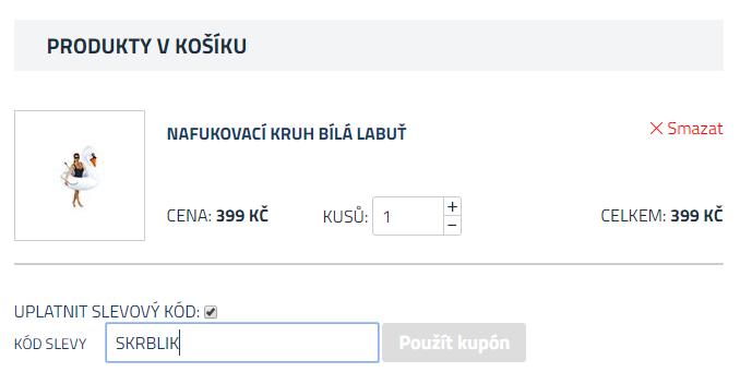 Slevový kód Dárky.cz