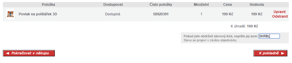 6ad2094d1f Pokud máte slevový kód Euronova-Shop.cz ve Vašem e-mailu