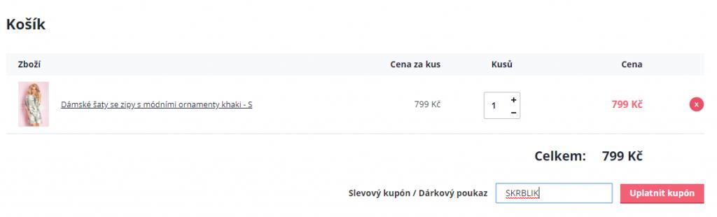 Slevový kód Shim.cz