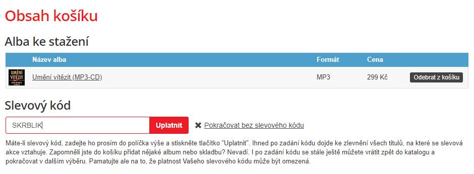 14a3ba2d6 Veškeré kupony pro vás neustále sledujeme a následně zveřejňujeme na našich  stránkách. Využít můžete také službu zasílání Skrblíkova zpravodaje.