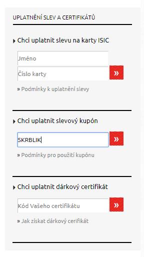 Slevový kód Bike eShop