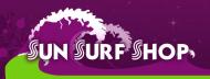 Slevový kód SunSurfShop květen 2021