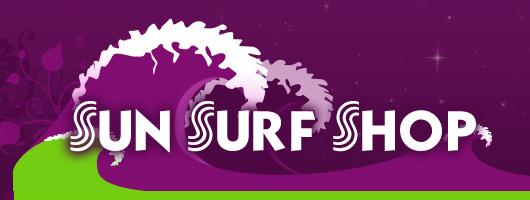 SunSurfShop slevový kupón