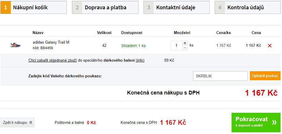 Slevový kód Total Store