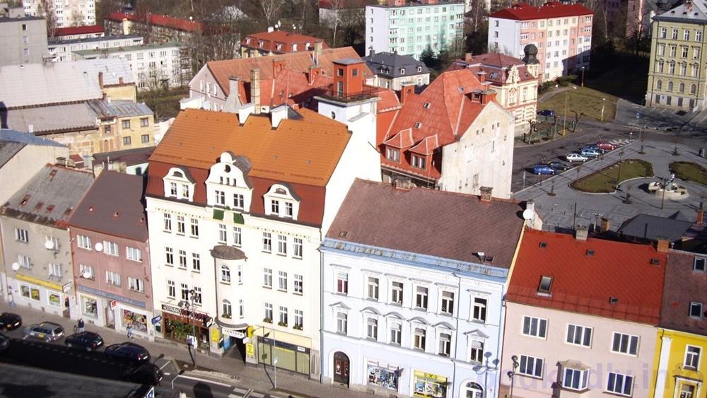 Město Aš | © Zdeněk Sedláček | Wikipedia