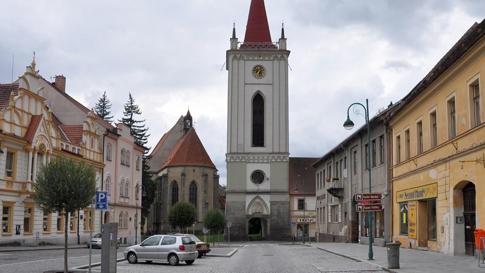 Město Blatná | © Ben Skála | Wikipedia