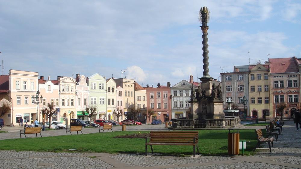 Město Broumov   © Ondřej Žváček   Wikipedia
