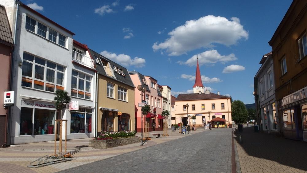 Město Bystřice pod Hostýnem   © palickap   Wikipedia