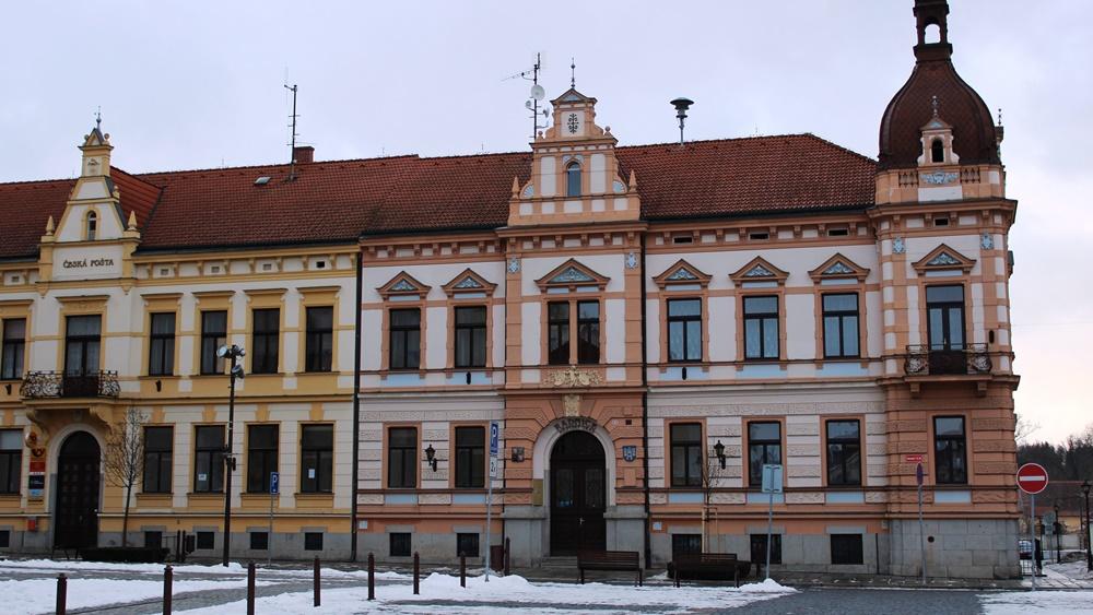 Město Dobřany   © Richenza   Wikipedia