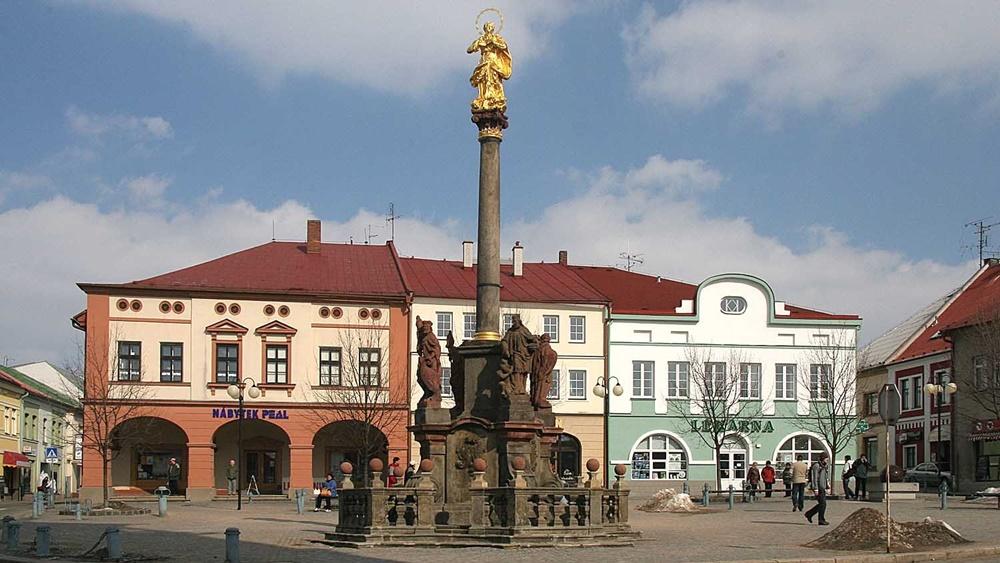 Město Dobruška | © Prazak |Wikipedia
