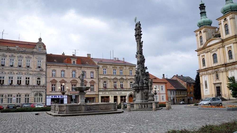 Město Duchcov | © János Korom Dr. | Flickr.com