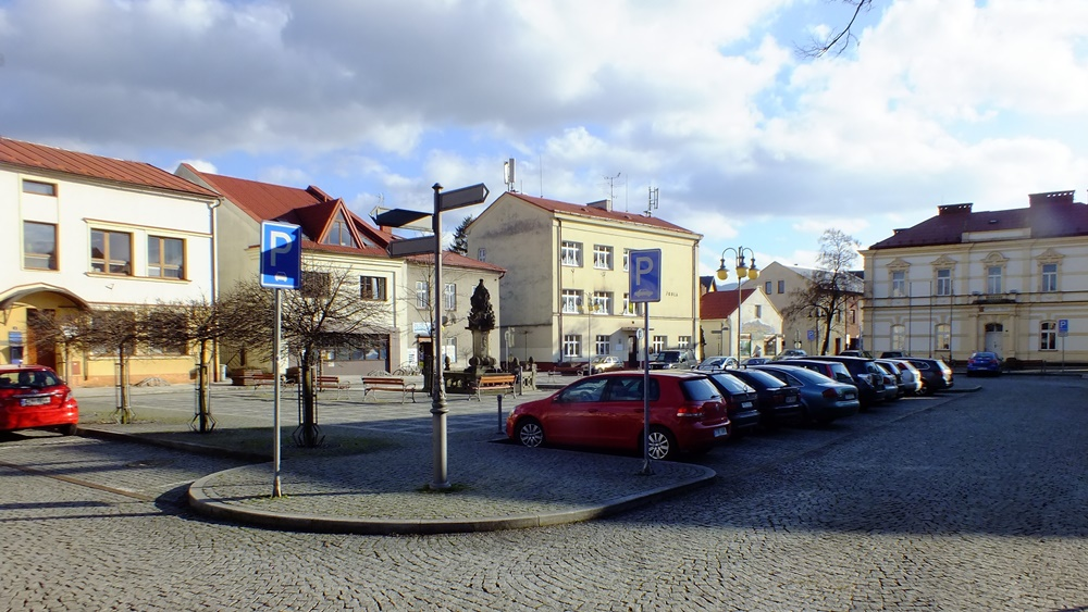 Město Frýdlant nad Ostravicí | © Vojtěch Dočkal | Wikipedia