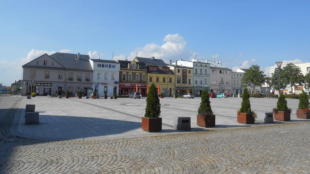 Město Hlučín | © Lenka Bojdová | Wikipedia