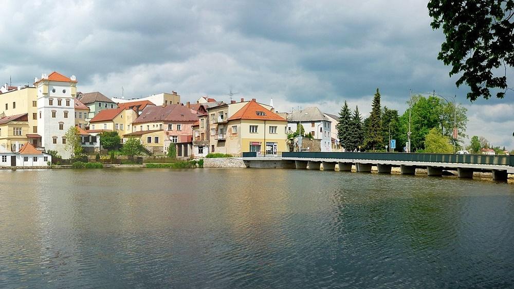 Město Jindřichův Hradec | © Fojsinek | Wikipedia