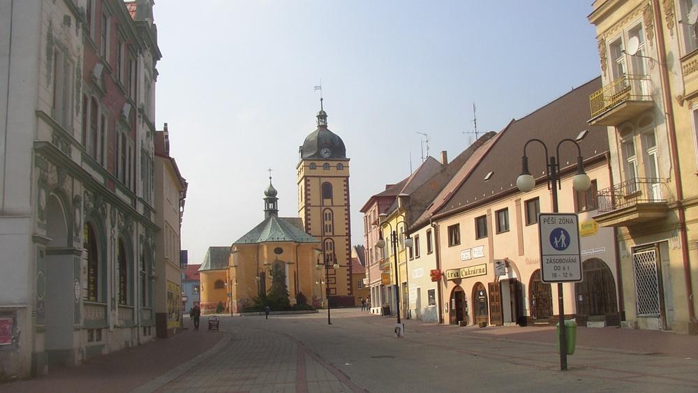 Město Jirkov | © Miaow Miaow | Wikipedia