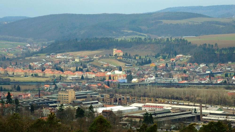 Město Králův Dvůr | © Aktron / Wikimedia Commons | Wikipedia