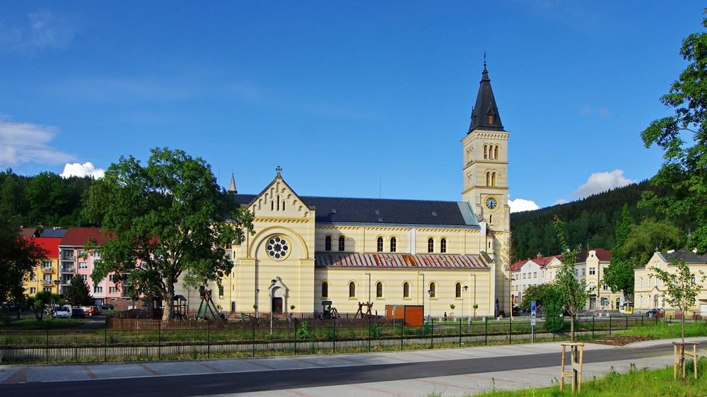 Město Kraslice   © Lubor Ferenc   Wikipedia