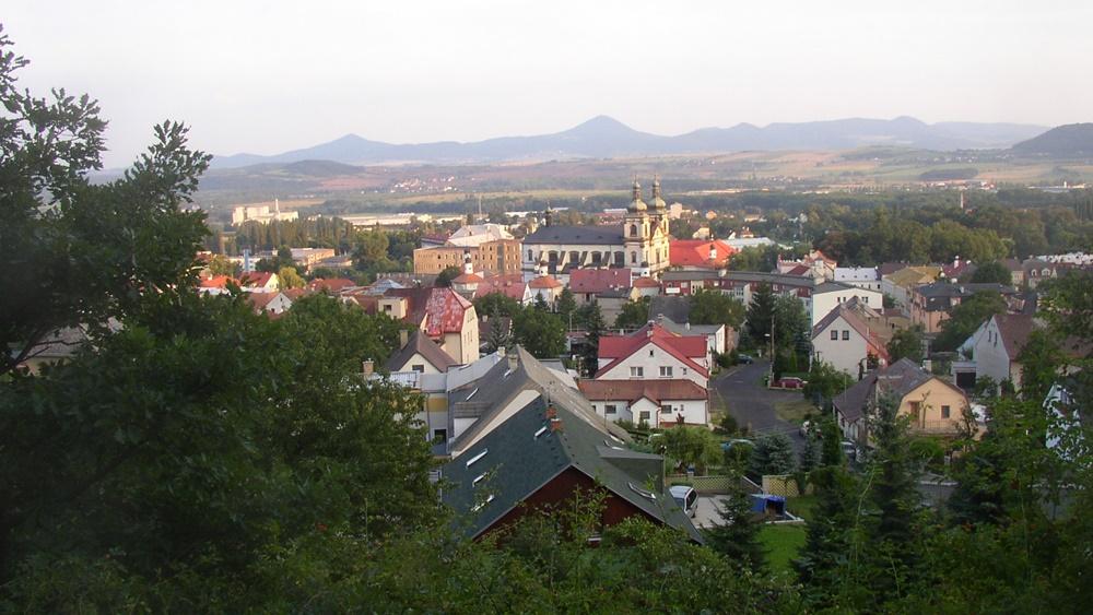 Město Krupka   © Miaow Miaow   Wikipedia