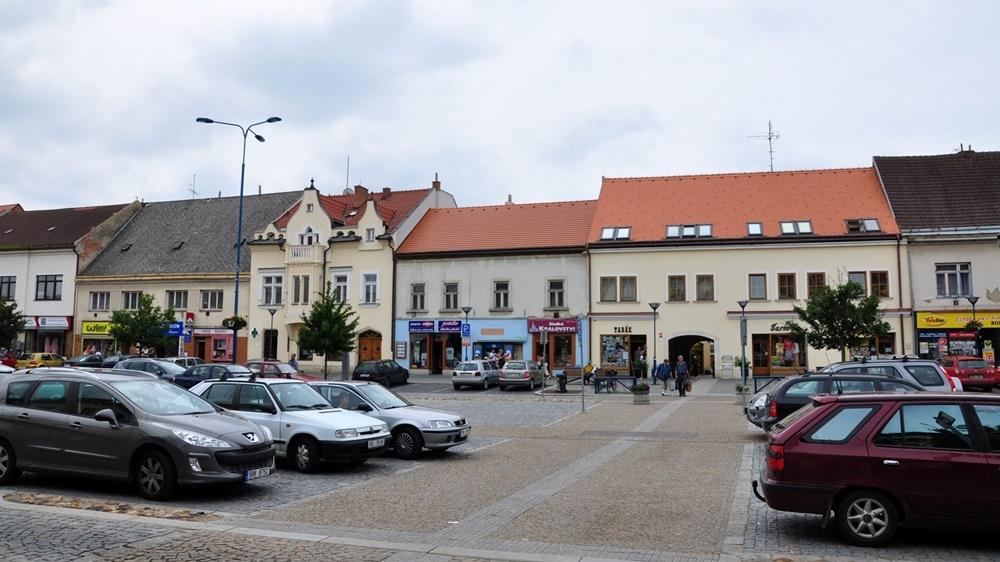 Město Kyjov   © János Korom Dr.   Flickr.com