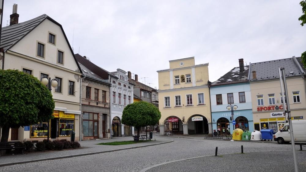 Město Lanškroun   © János Korom Dr.   Flickr.com