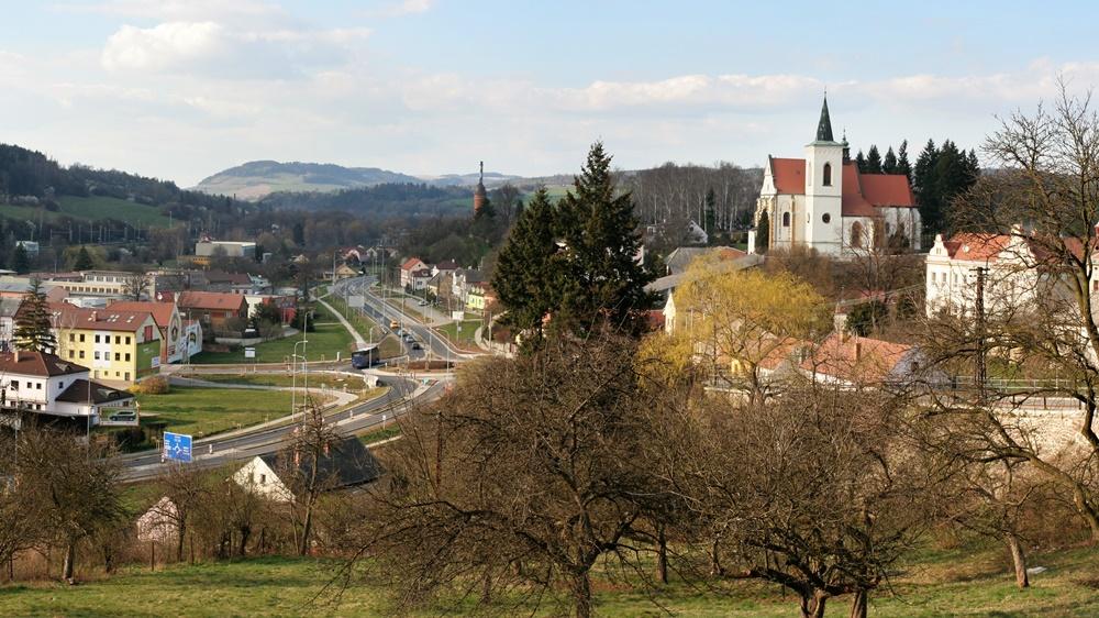 Město Letovice | © Petr Novák, Wikipedia | Wikipedia