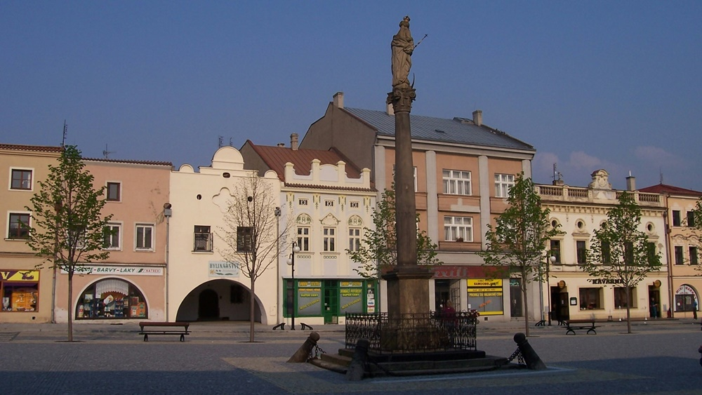 Město Lipník nad Bečvou   © Cechoslovak   Wikipedia