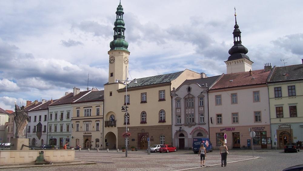 Město Moravská Třebová | © palickap | Wikipedia