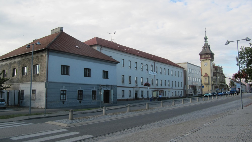 Město Napajedla | © palickap | Wikipedia
