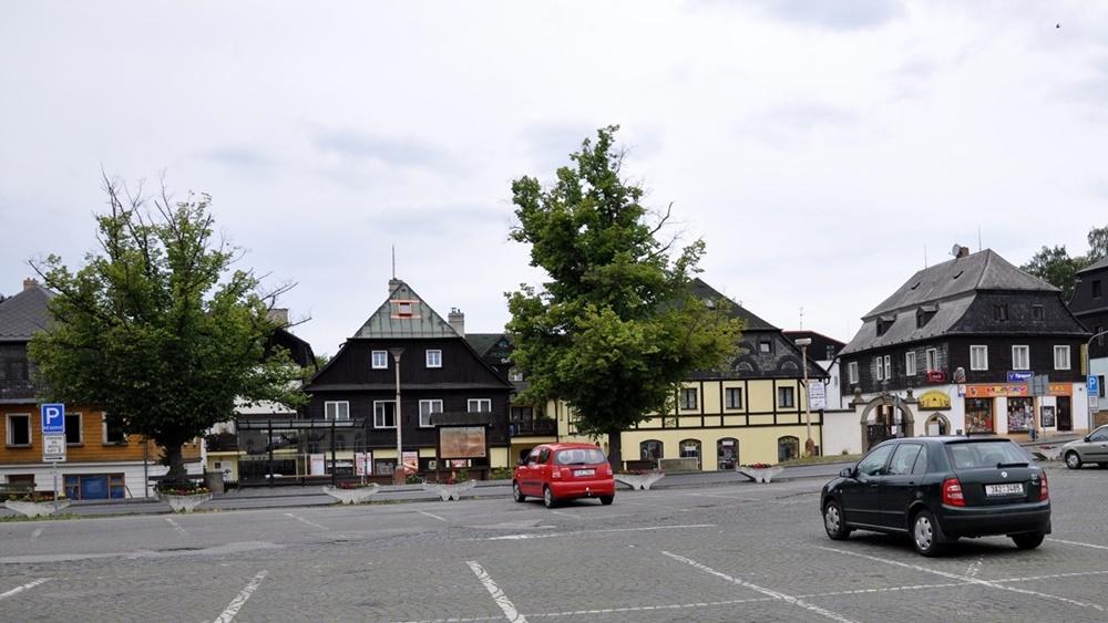 Město Nový Bor | © János Korom Dr. | Flickr.com