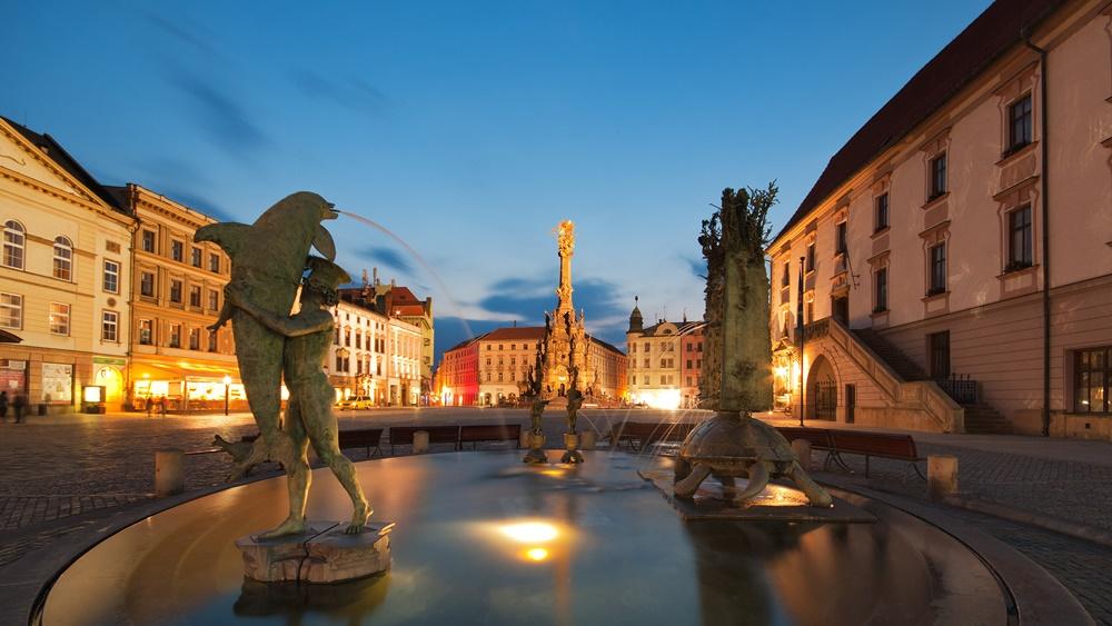 Město Olomouc | © Kordoz | Dreamstime.com
