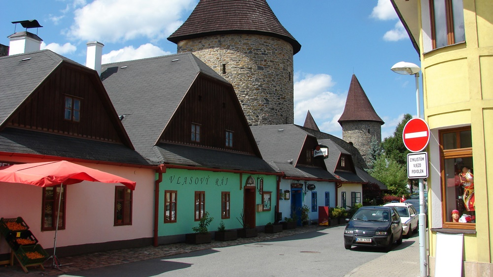 Město Polička   © H Pepa   Wikipedia