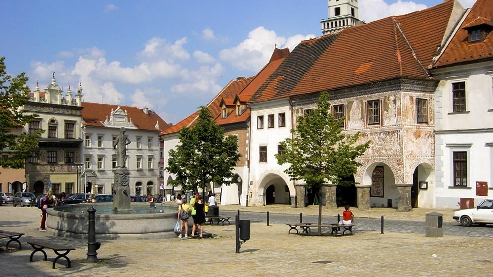 Město Prachatice | © Allie_Caulfield | Flickr.com