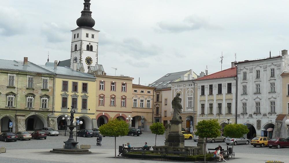 Město Příbor   © MOs810   Wikipedia