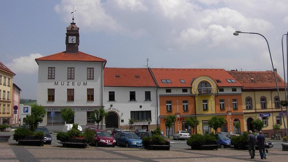 Město Sedlčany | © Reaperman | Wikipedia