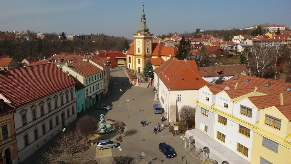 Město Šlapanice u Brna | © Petr Opletal | Wikipedia